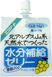 エンガード水分補給 マスカット味