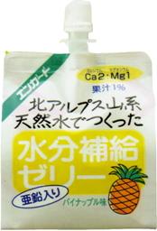 協和発酵エンガード水分補給ゼリー うめ味